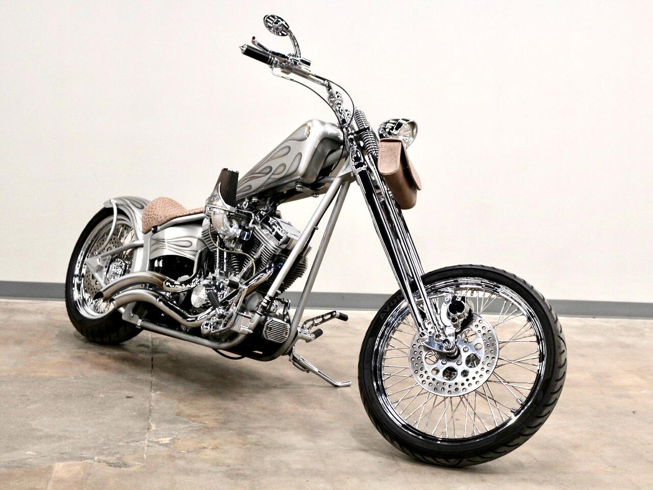 Custom Motorcycle Chopper  2003