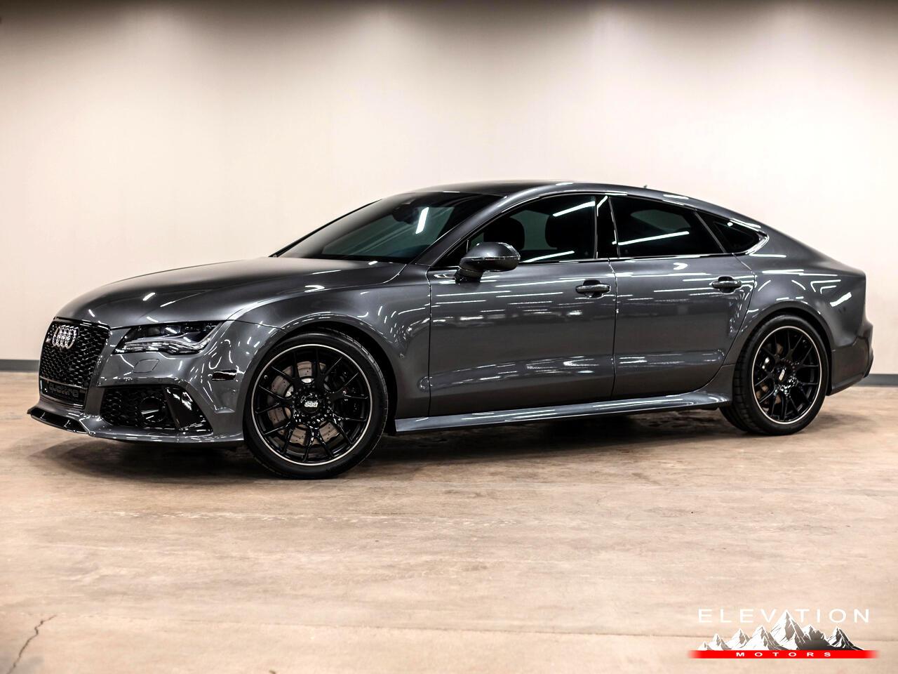 Audi RS7 4.0T Prestige quattro Tiptronic 2014