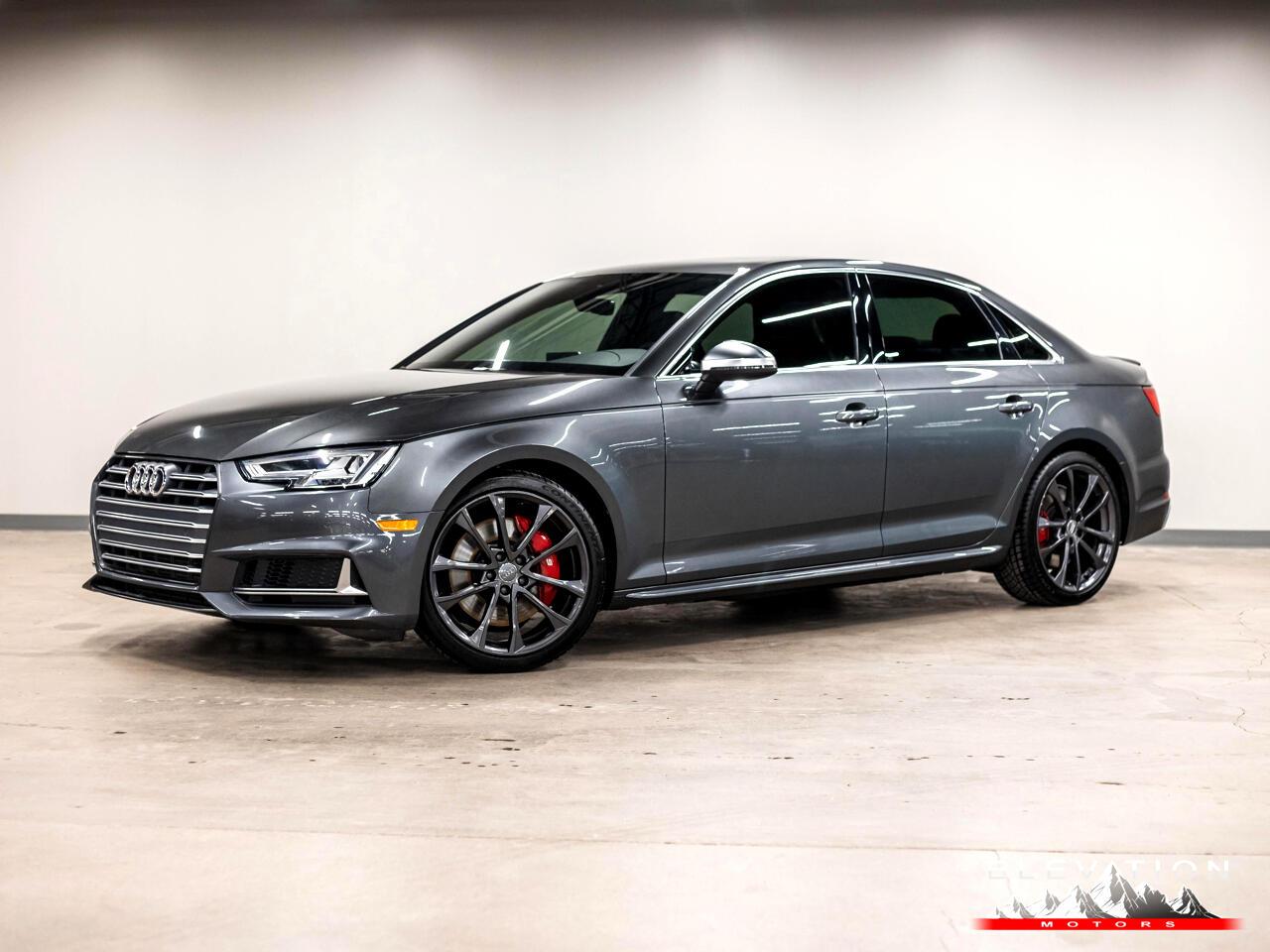Audi S4 Premium Plus quattro 2018