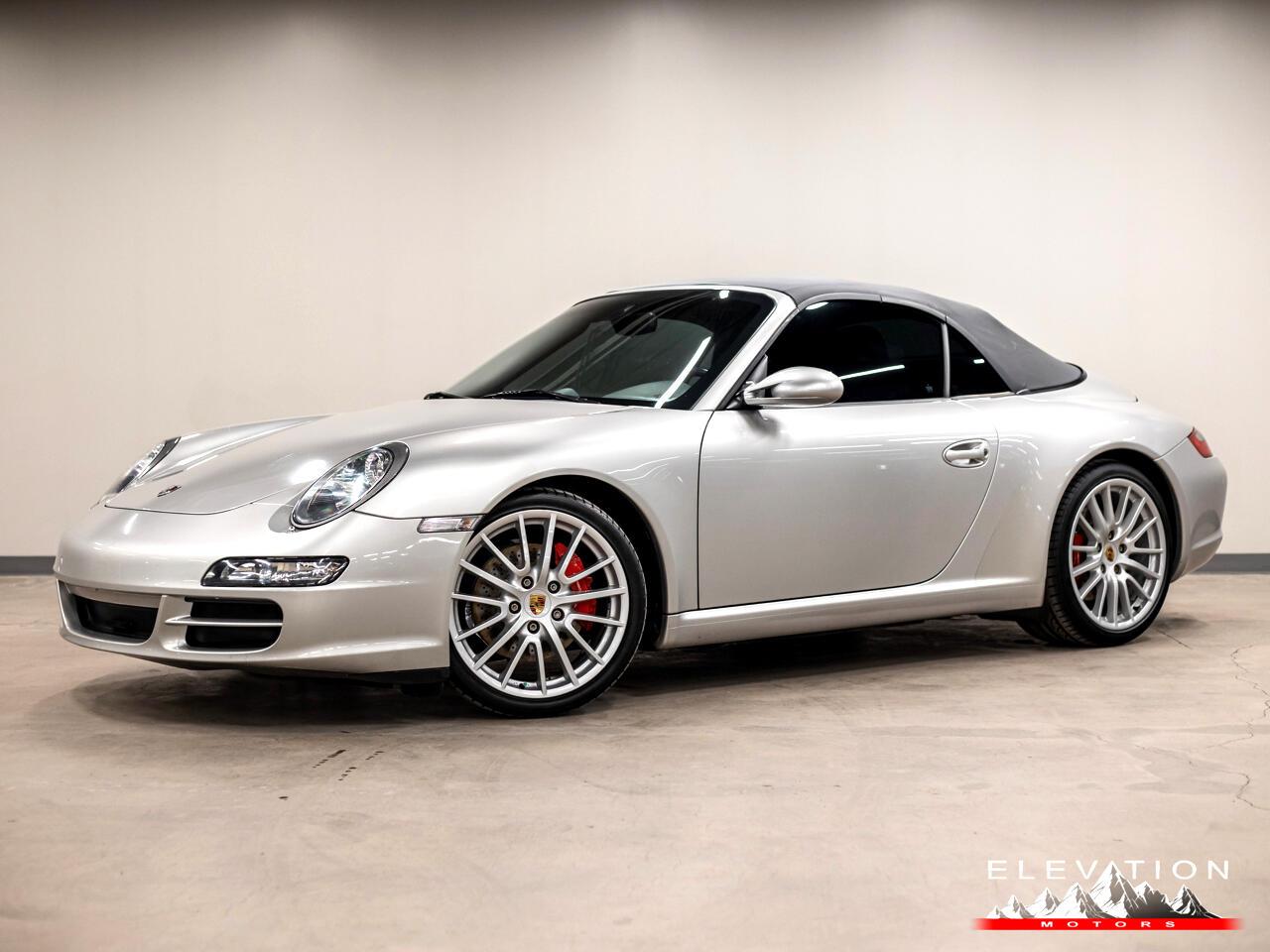 Porsche 911 Carrera S Cabriolet 2006