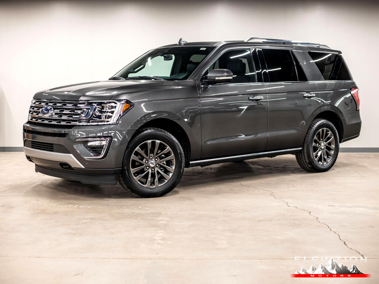 Ford Expedition Limited 4WD 2019