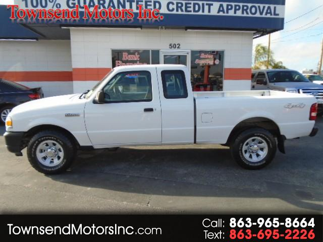 2010 Ford Ranger Sport SuperCab 4WD