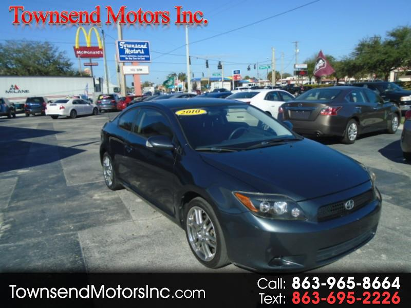 2010 Scion tC Sports Coupe 4-Spd AT