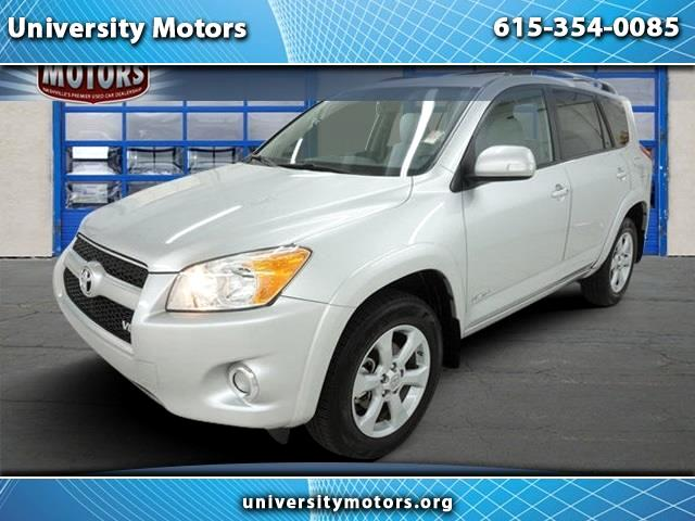 2011 Toyota RAV4 FWD 4dr V6 5-Spd AT Ltd (Natl)