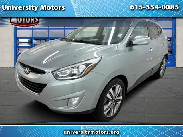 2014 Hyundai Tucson FWD 4dr Limited