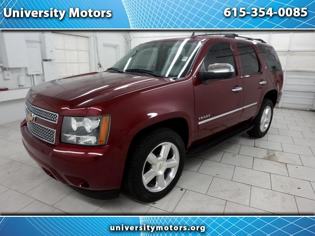 2011 Chevrolet Tahoe 4dr 1500 LT