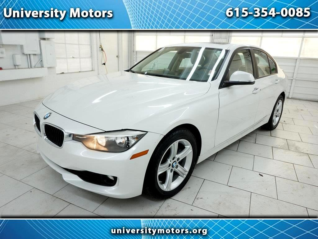 2015 BMW 3 Series 320i automatic