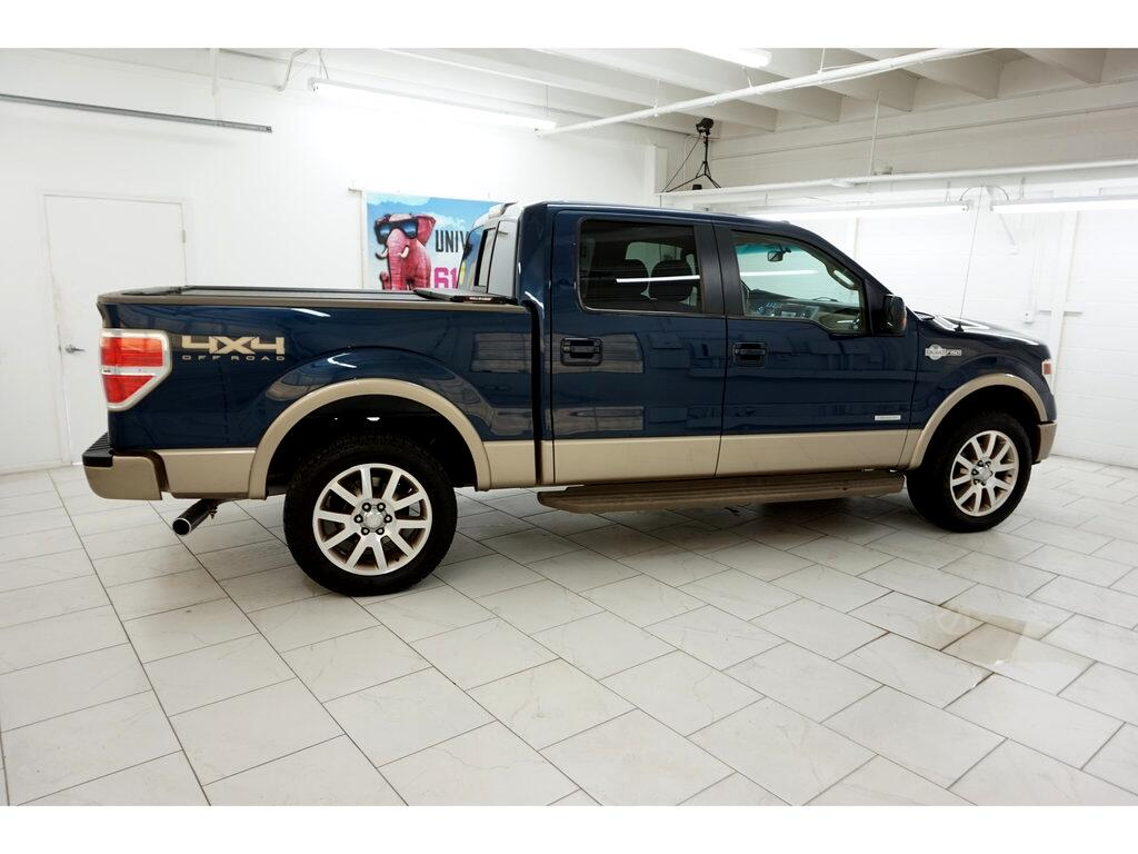 2013 Ford F-150 King Ranch SuperCrew Short Bed 4WD