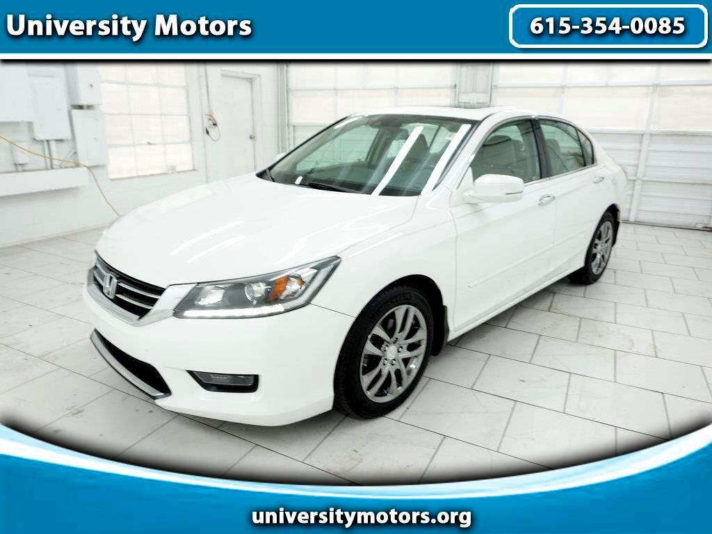2014 Honda Accord Sedan 4dr V6 Auto EX-L