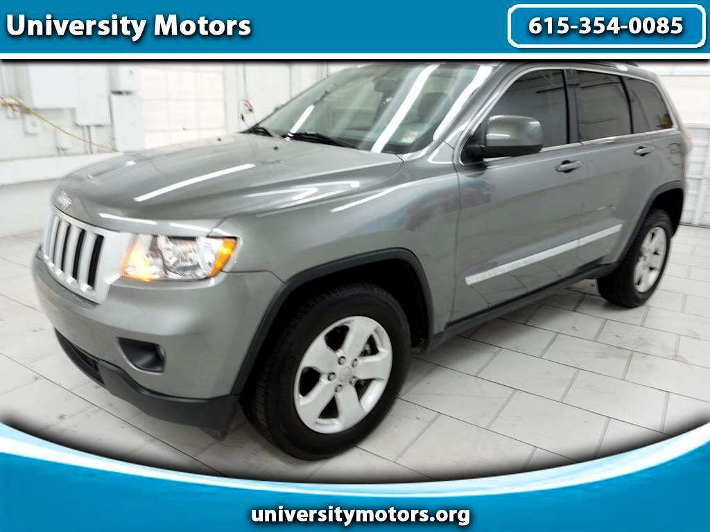 2012 Jeep Grand Cherokee 4dr Laredo