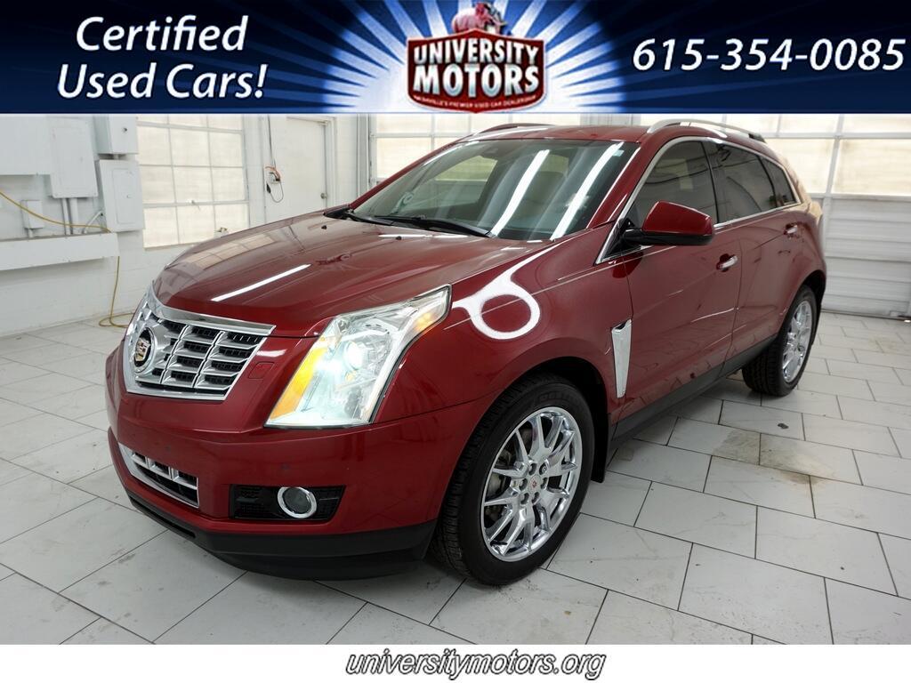 Cadillac SRX FWD 4dr Premium Collection 2014