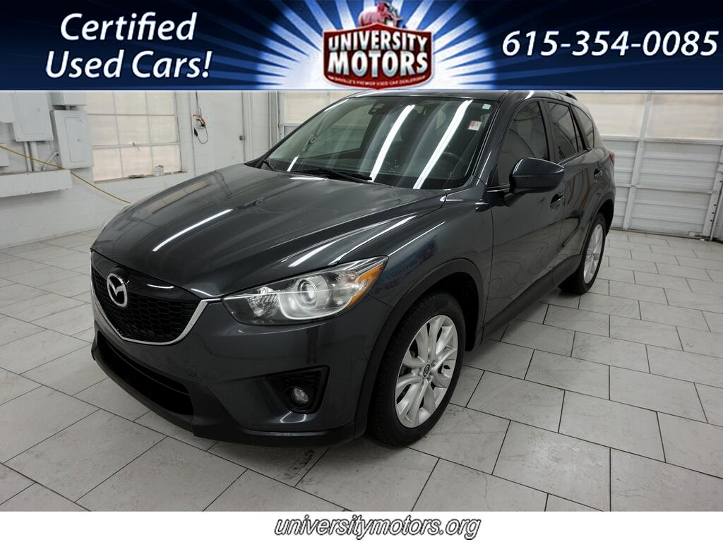 Mazda CX-5 FWD 4dr Auto Grand Touring 2014