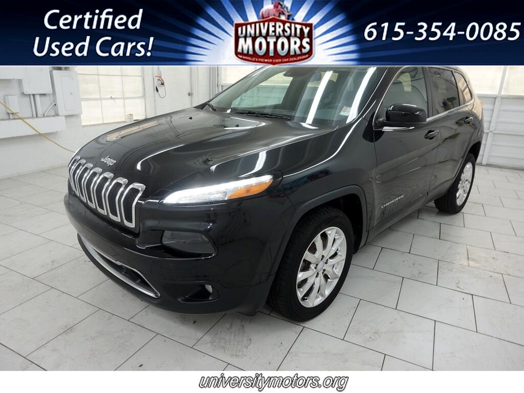 Jeep Cherokee FWD 4dr Limited 2014