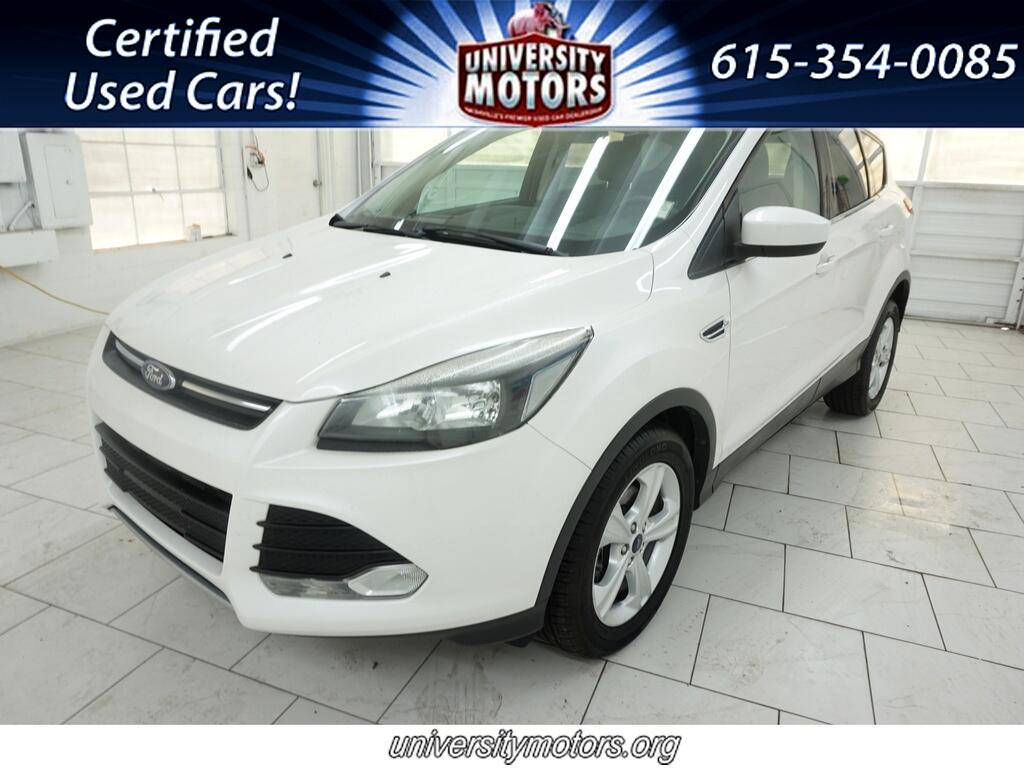 Ford Escape FWD 4dr SE 2014