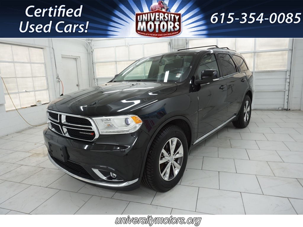 Dodge Durango 2WD 4dr Limited 2016