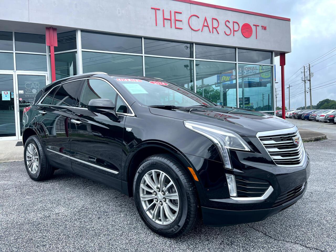 Cadillac XT5 FWD 4dr Luxury 2018