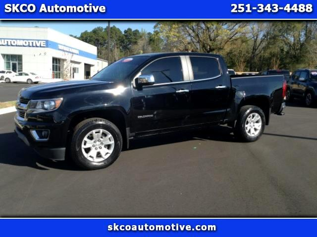2015 Chevrolet Colorado 1LT Crew Cab 2WD