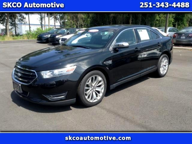 2014 Ford Taurus 4dr Sdn Limited AWD