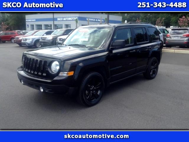 2015 Jeep Patriot FWD 4dr Altitude