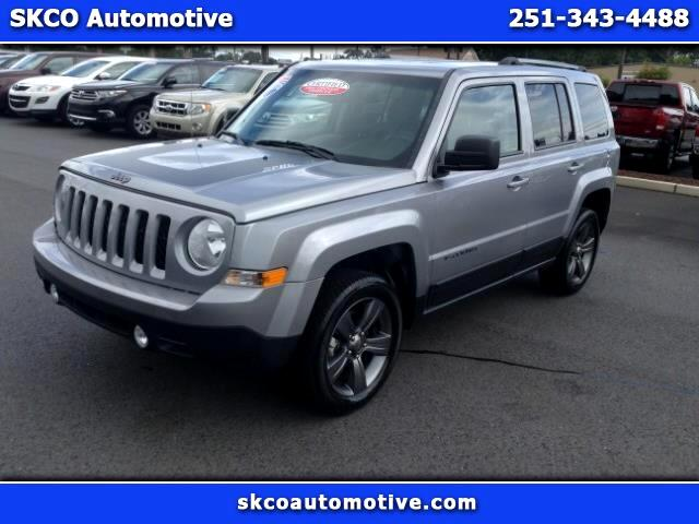 2016 Jeep Patriot FWD 4dr Sport SE