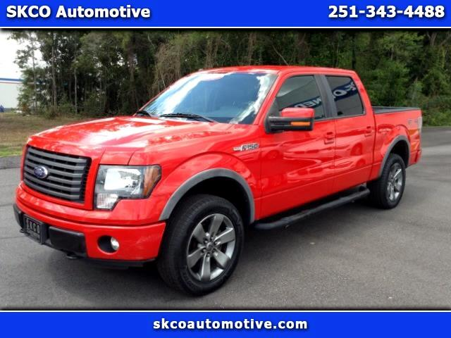 """2011 Ford F-150 4WD SuperCab 145"""" FX4"""