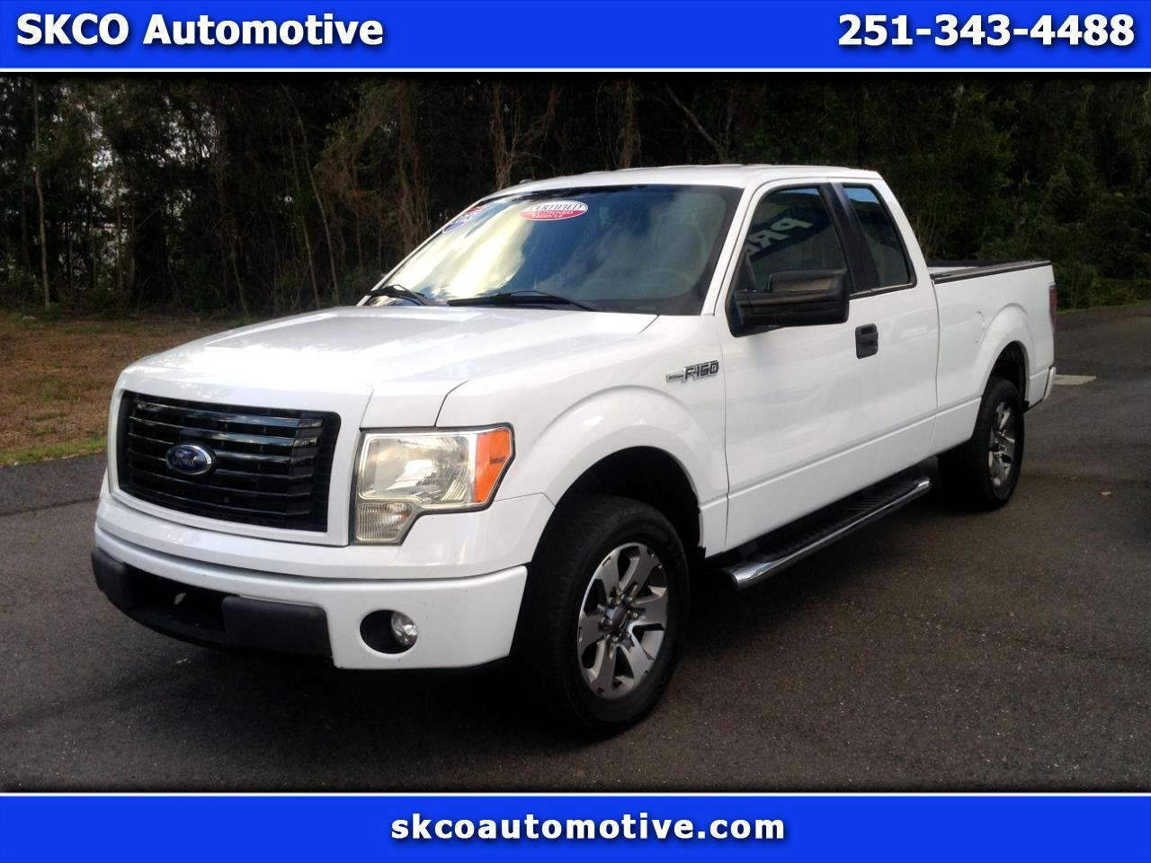2013 Ford F-150 XLT SuperCab 6.5-ft. Bed 2WD