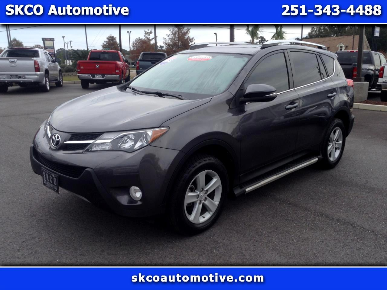 2013 Toyota RAV4 XLE photo