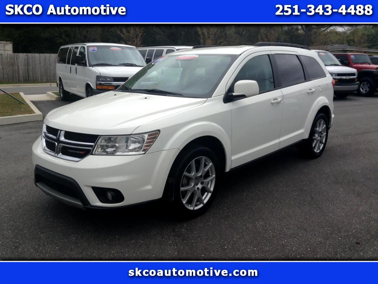 2016 Dodge Journey FWD 4dr SXT