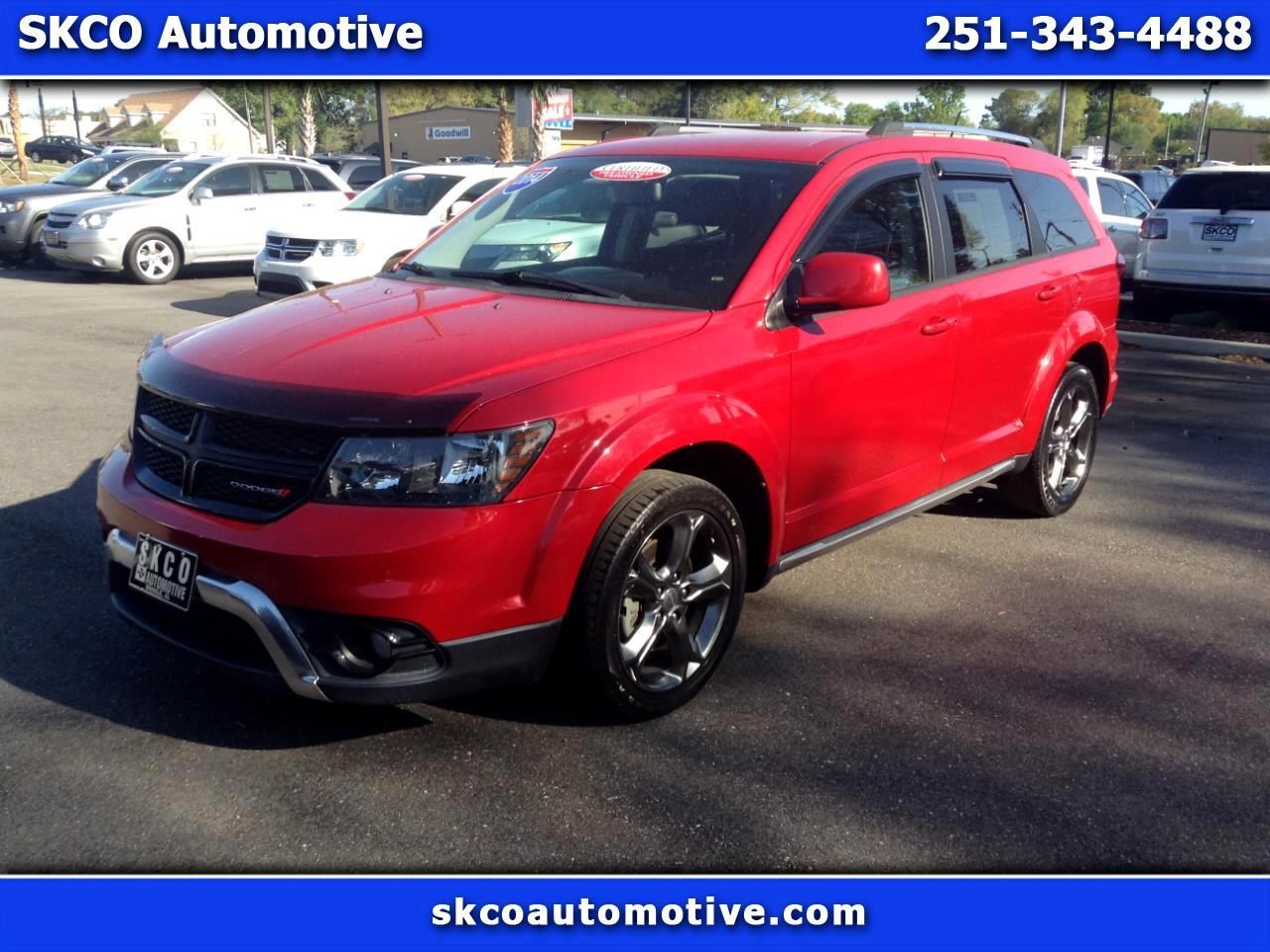 2014 Dodge Journey FWD 4dr Crossroad