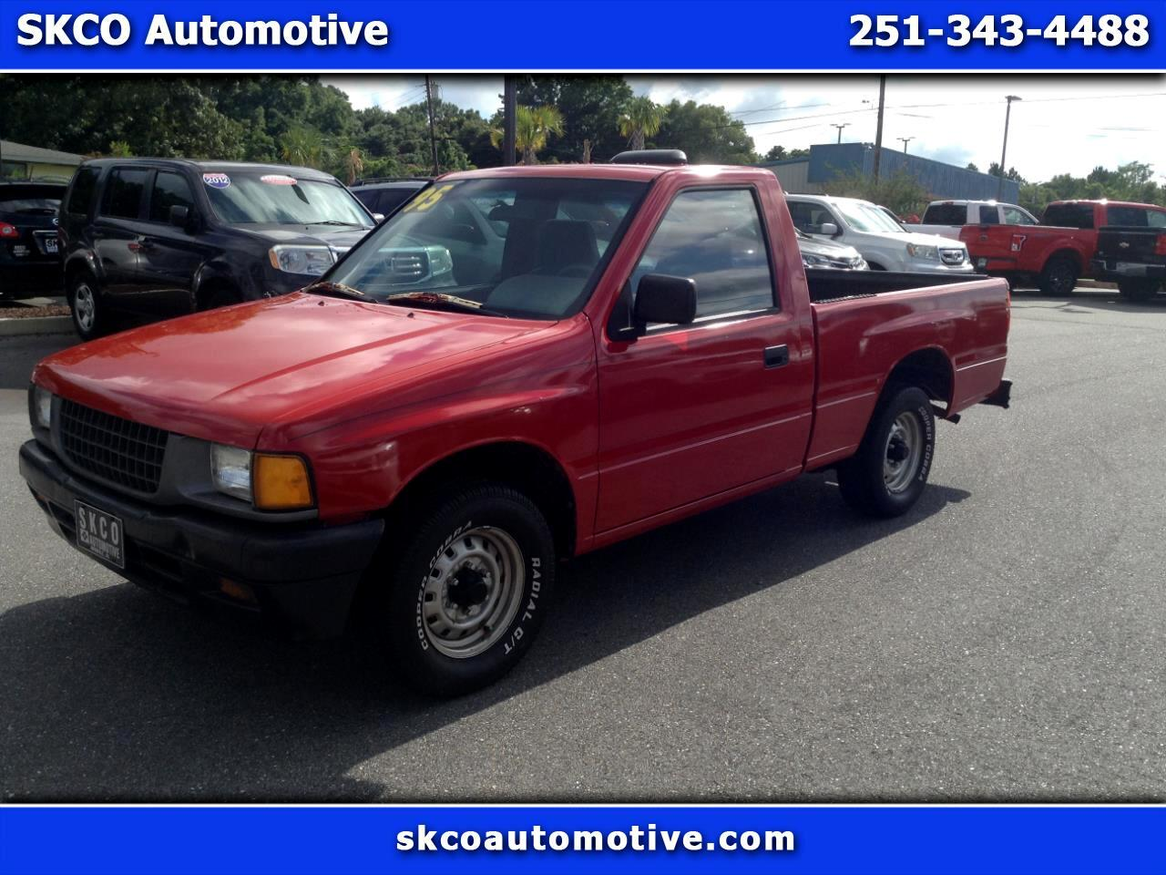 1995 Isuzu Pickup Std Bed S 2WD