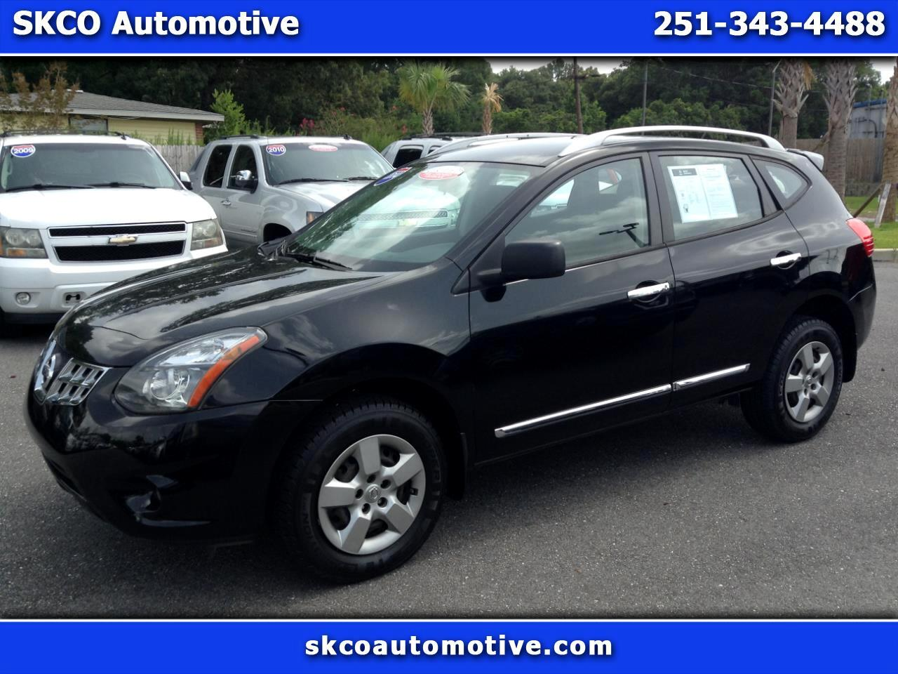 2014 Nissan Rogue Select FWD 4dr S