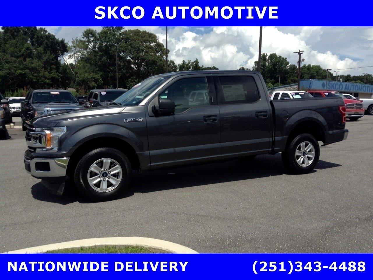 2019 Ford F-150 XLT SuperCrew Short Box 2WD