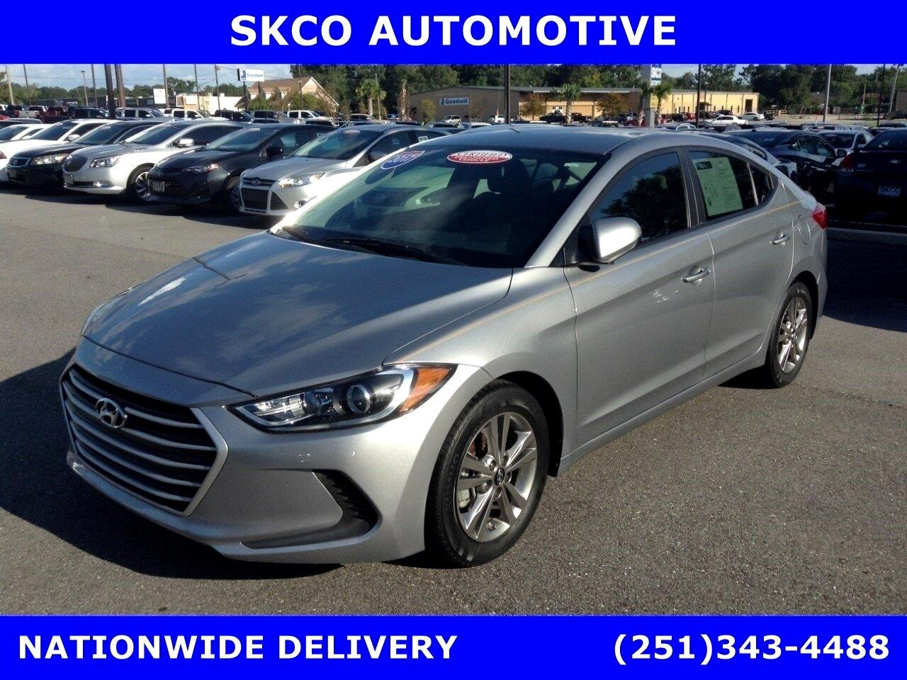 2017 Hyundai Elantra SE 2.0L Auto (Alabama) *Ltd Avail*