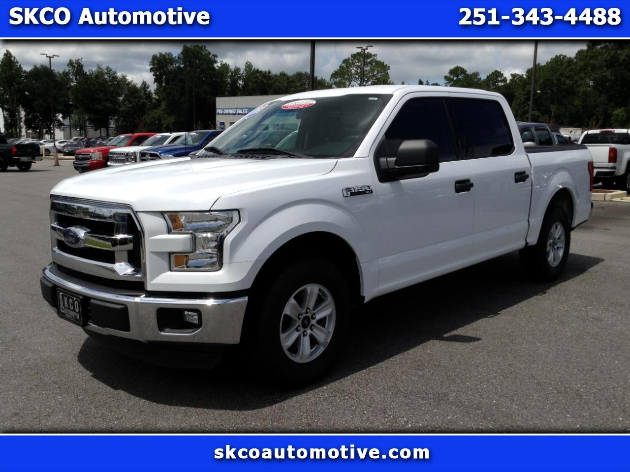 2015 Ford F-150 2WD SuperCrew 145