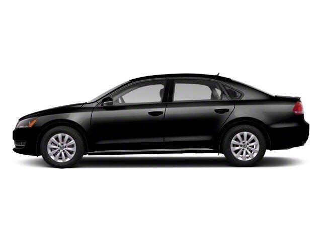 2013 Volkswagen Passat 4dr Sdn 2.5L Auto SE w/Sunroof PZEV