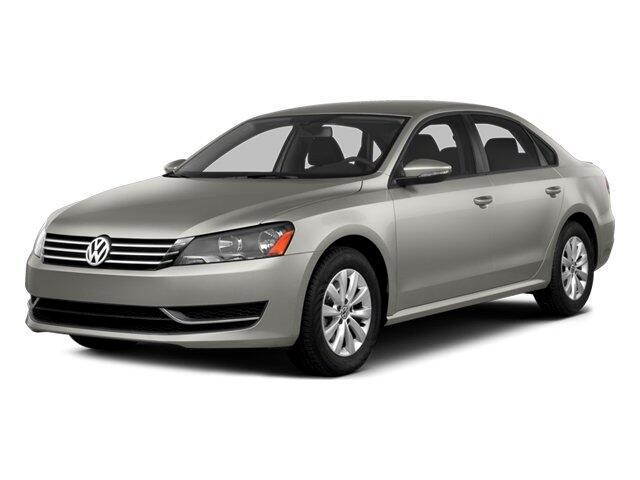 2014 Volkswagen Passat 4dr Sdn 1.8T Auto SEL Premium