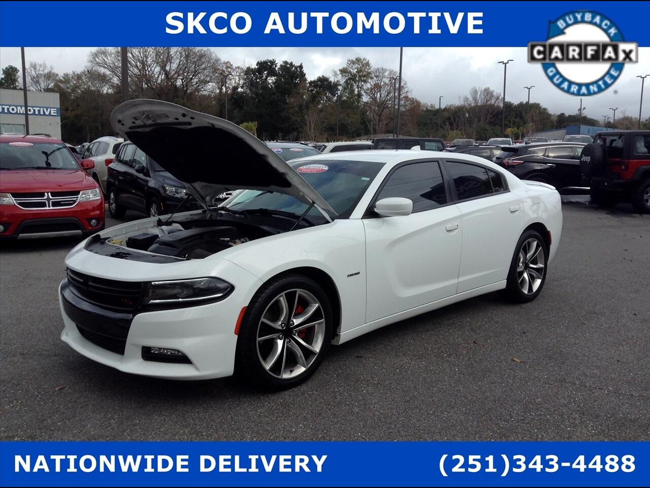 Dodge Charger 4dr Sdn Road/Track RWD 2015