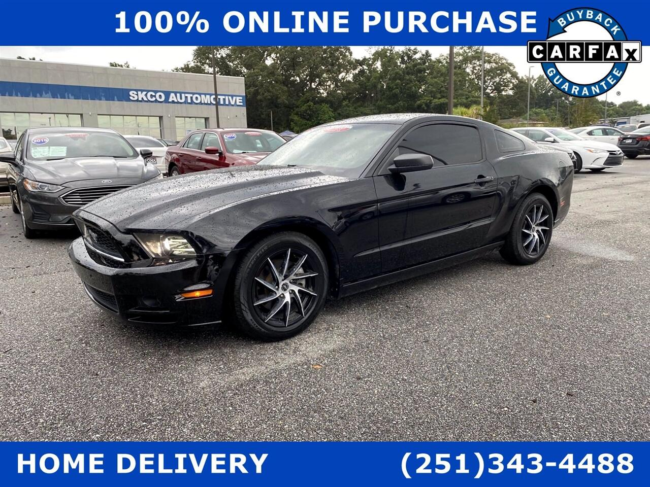 2014 Ford Mustang V6 photo