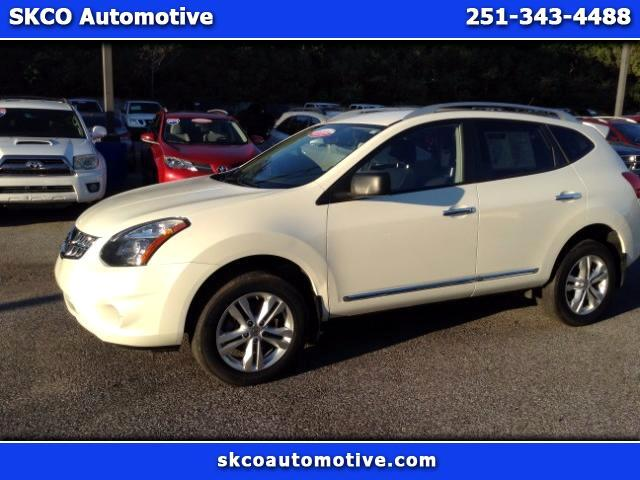 used 2015 nissan rogue select s 2wd for sale in mobile al 36608 skco automotive. Black Bedroom Furniture Sets. Home Design Ideas