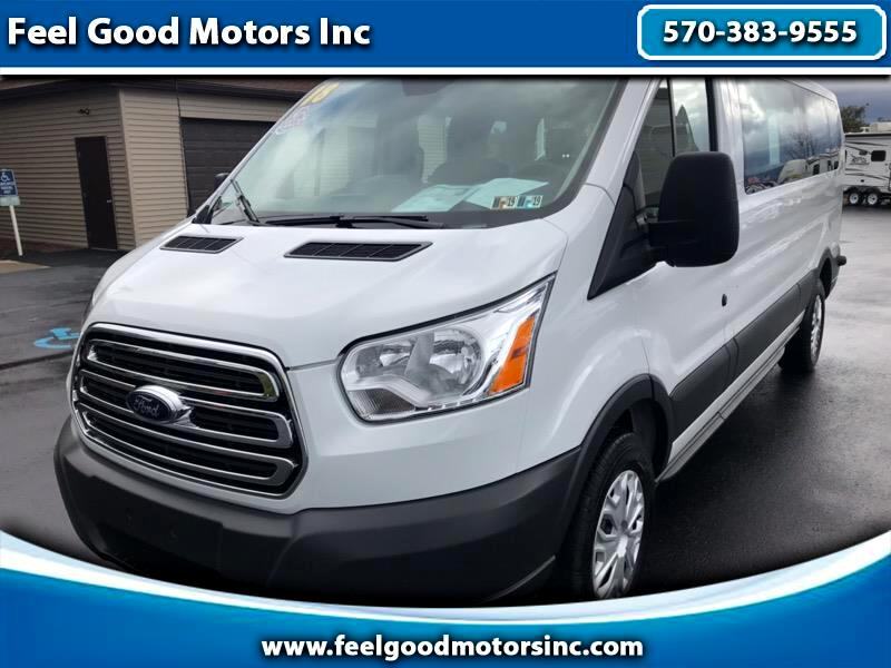 2018 Ford Transit 350 Wagon Low Roof XL 60/40 Pass. 148-in. WB