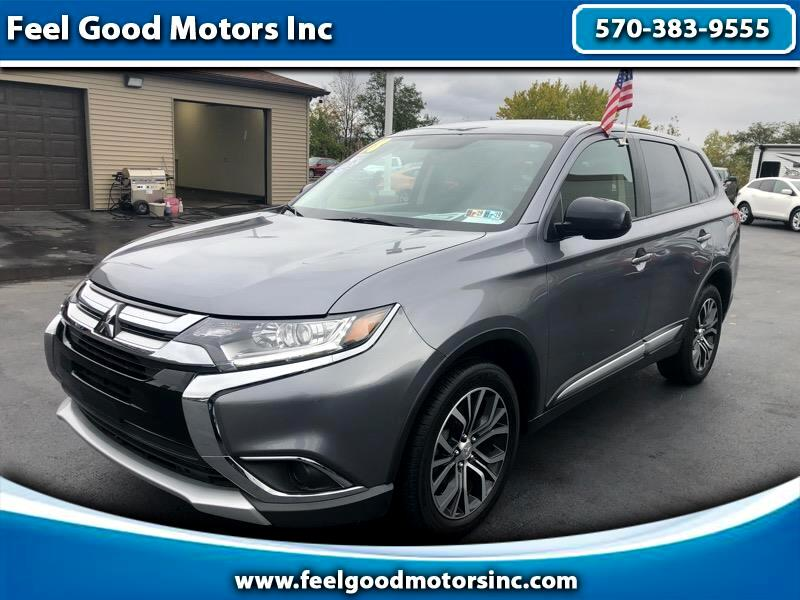 Used 2018 Mitsubishi Outlander SEL AWD for Sale in Dickson ...