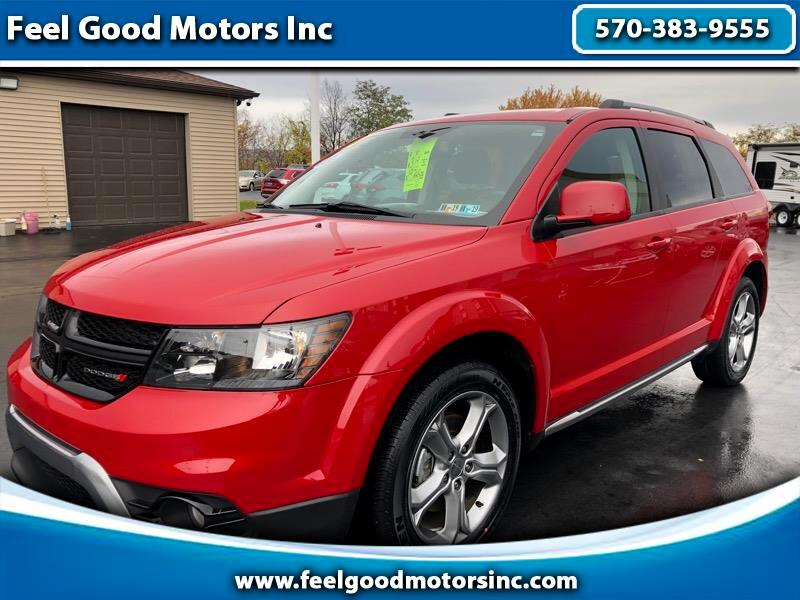 used 2017 dodge journey crossroad awd for sale in dickson. Black Bedroom Furniture Sets. Home Design Ideas