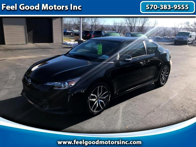2016 Scion tC Sports Coupe 6-Spd AT