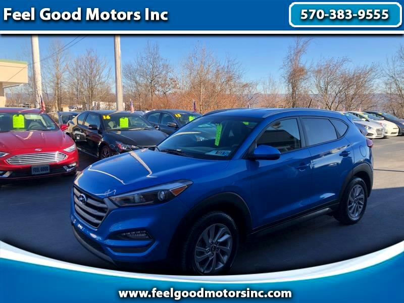 2016 Hyundai Tucson SE w/Popular Package AWD