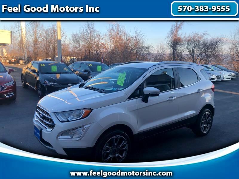 2018 Ford EcoSport Titanium AWD
