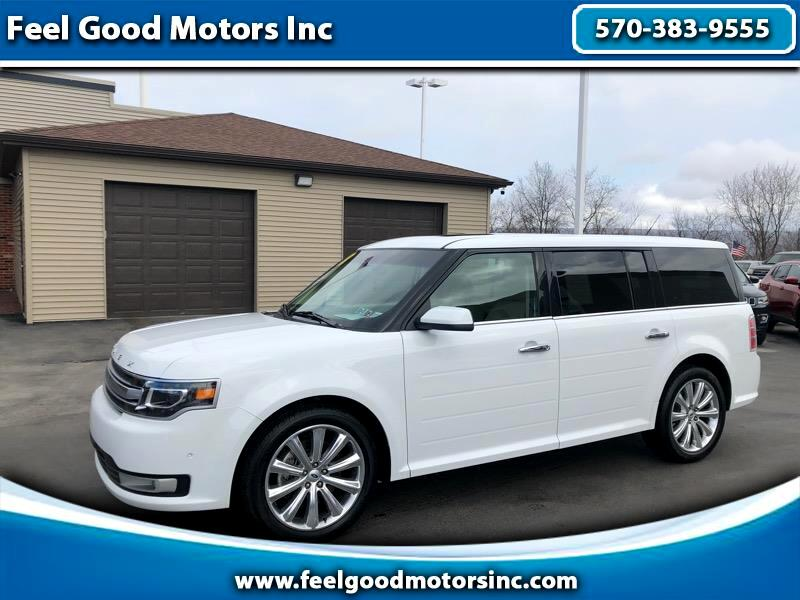 2018 Ford Flex Limited AWD w/EcoBoost
