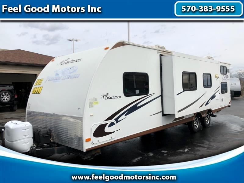 2011 Forest River Freedom Express