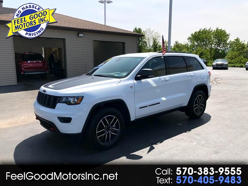 2019 Jeep Grand Cherokee Trailhawk 4WD