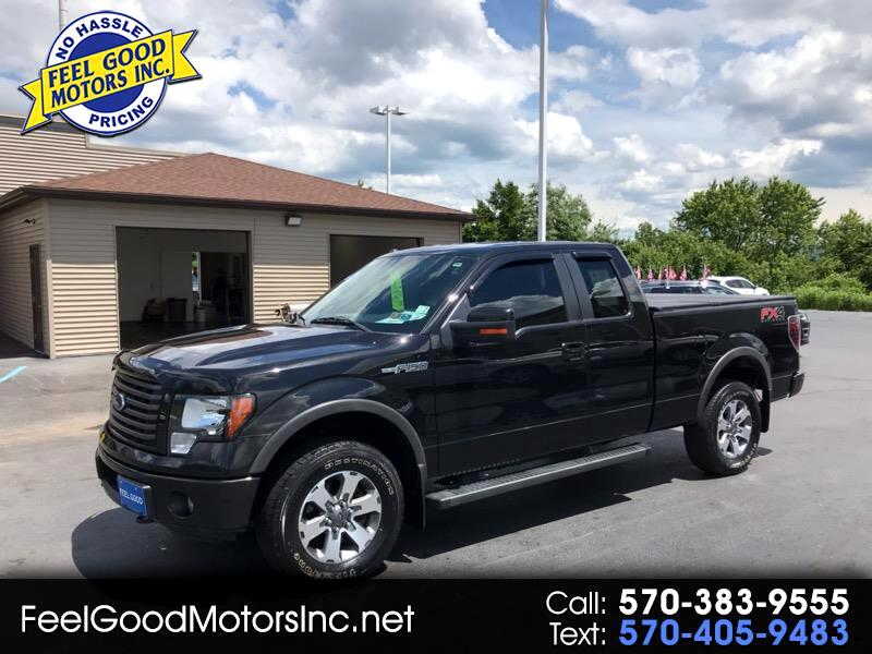 2012 Ford F-150 4WD SuperCab 133
