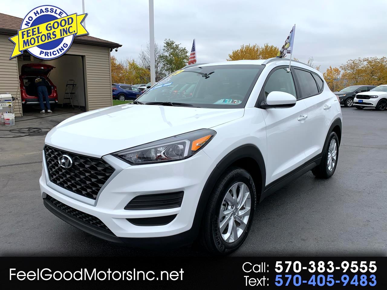 Hyundai Tucson Value AWD 2019